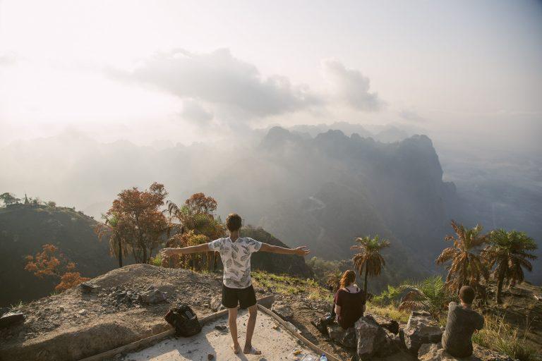 Mount Zwegabin Hike at Sunrise – Hpa-an, Myanmar