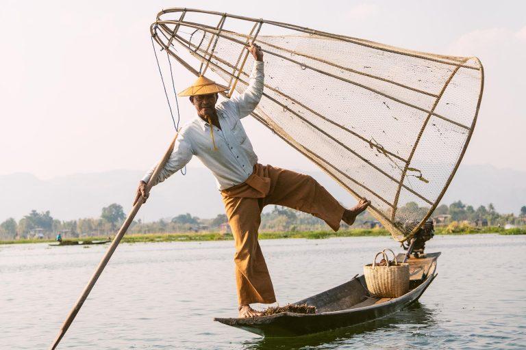 Inle Lake, Myanmar Full Day Boat Tour
