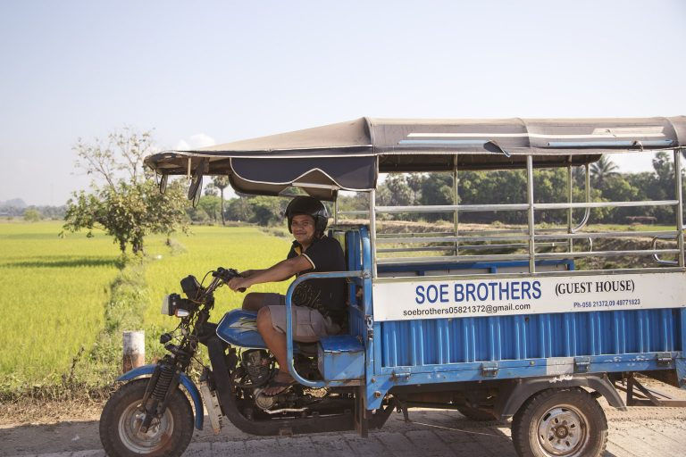 Soe Brothers Hpa-an, Myanmar Tour