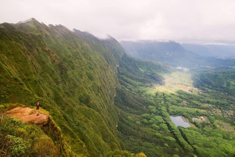The Epic Pu'u O Kona – Oahu, Hawaii