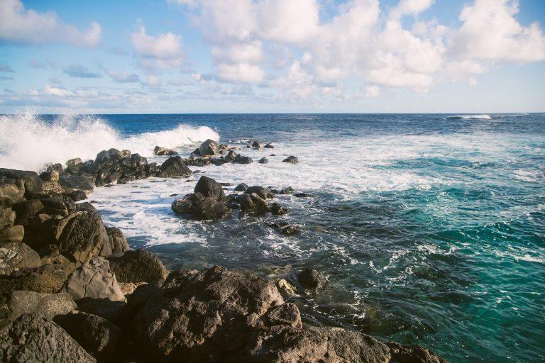 Alan Davis Beach – Oahu, Hawaii