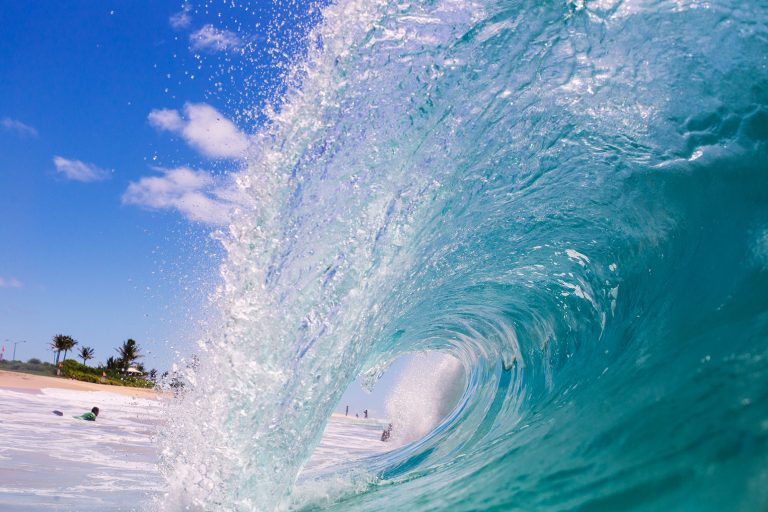 Sandies Beach, Oahu, Hawaii