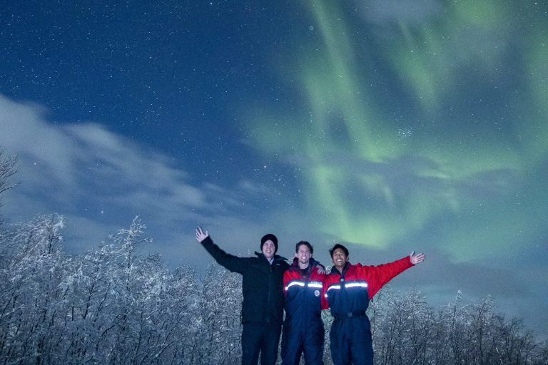 A Northern Lights Adventure